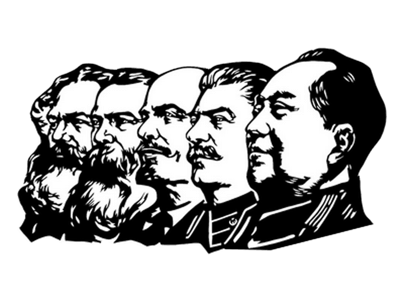 marx.engels.lenin.stalin.mao – Paradox of the day .com
